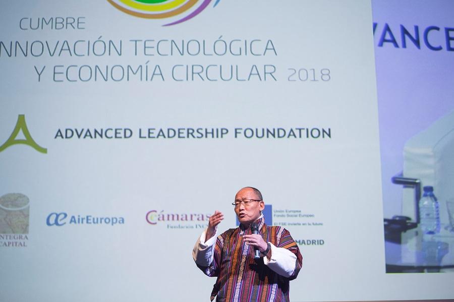 Cumbre de innovación tecnológica y economía circular