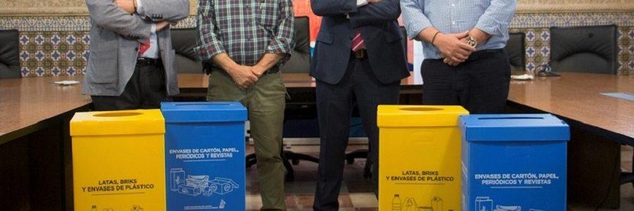 Impulso a la recogida selectiva de residuos en los polígonos industriales de Toledo