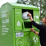 Humana recuperó 8.120 toneladas de ropa usada durante el primer semestre del año