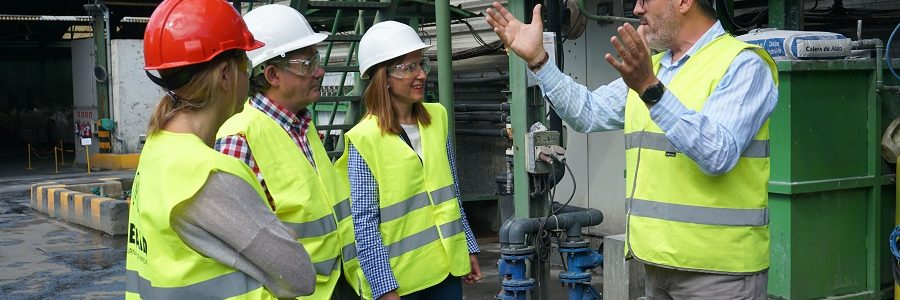 Metallo invertirá 11,5 millones de euros para maximizar la valorización de metales en su planta de Berango