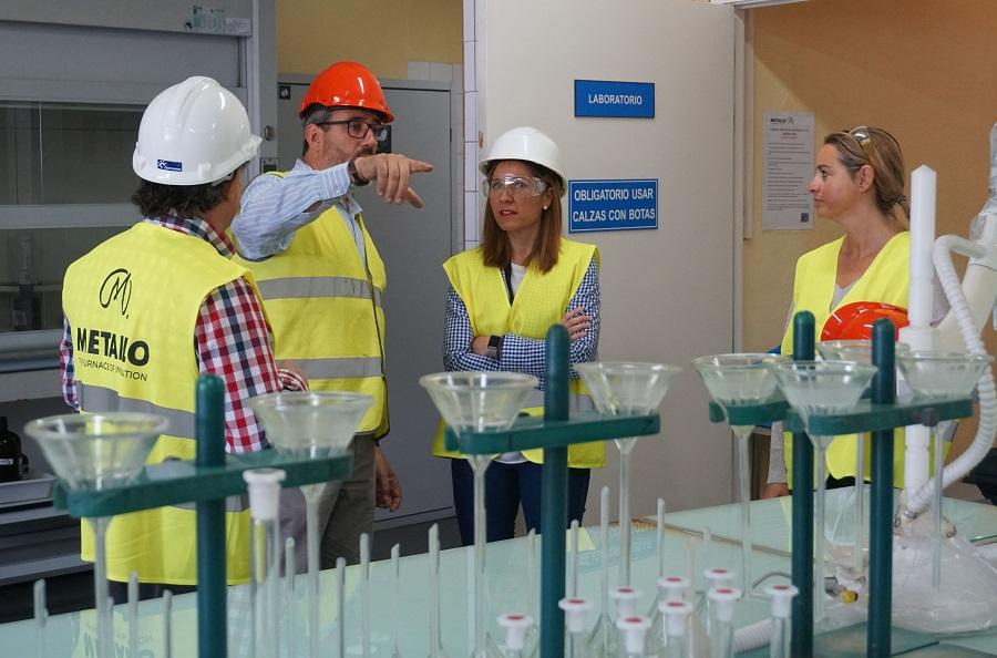 Metallo invertira 11,5 millones en Berango