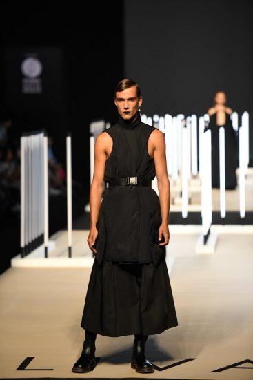 Vuelve el reciclaje a la pasarela de Mercedes Benz Fashion Week Madrid