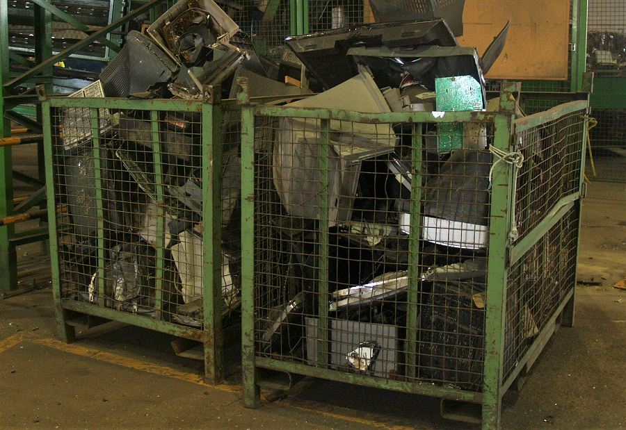 Tecnología digital para mejorar la trazabilidad de los residuos electrónicos