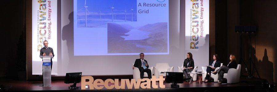 El Congreso Recuwatt se convierte en Recuwaste y se enmarca en un escenario definido por la economía circular