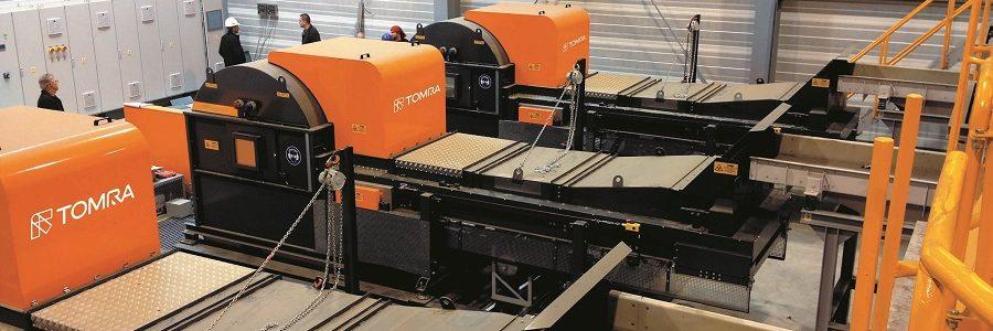 TOMRA expondrá sus tecnologías de clasificación basada en sensores en la feria Aluminium