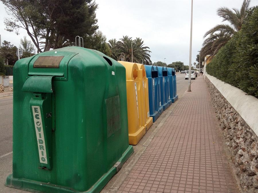 la Región de murcia recuperó 80.000 toneladas de residuos en 2017