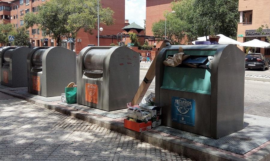 Nuevo estudio sobre las tasas de residuos en España