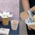 El primer servicio de catering «cero residuos»