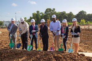 Primera piedra de la planta de reciclaje de FCC en Houston