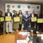 La Xunta premia a 14 empresas gallegas por su contribución al reciclaje de residuos electrónicos