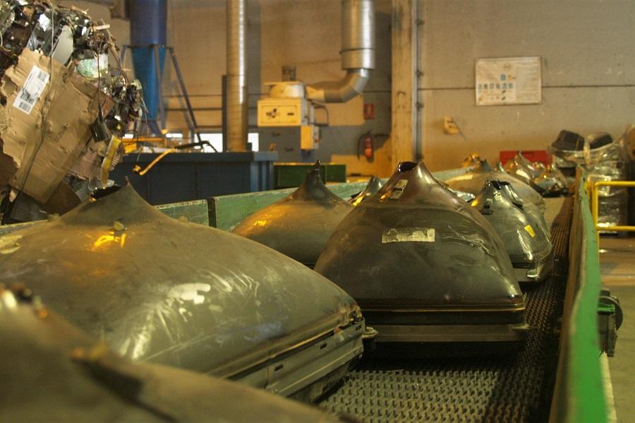 Indumetal participa en un proyecto de reciclaje eléctrico-electrónico
