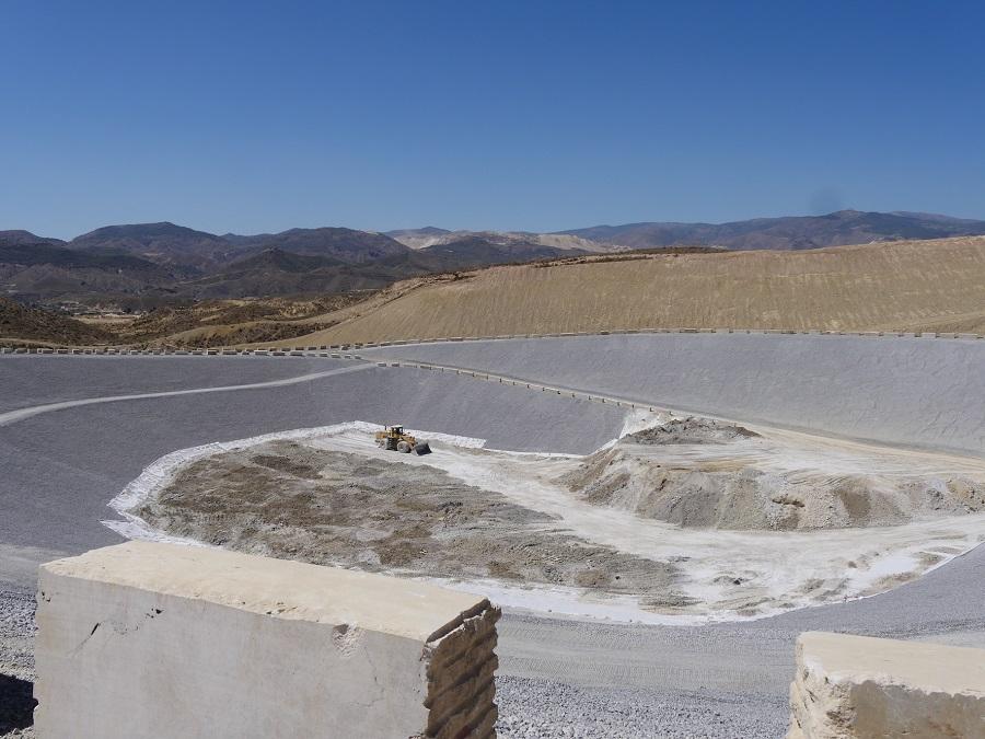 Cosentino tendrá su propia planta de residuos de construcción
