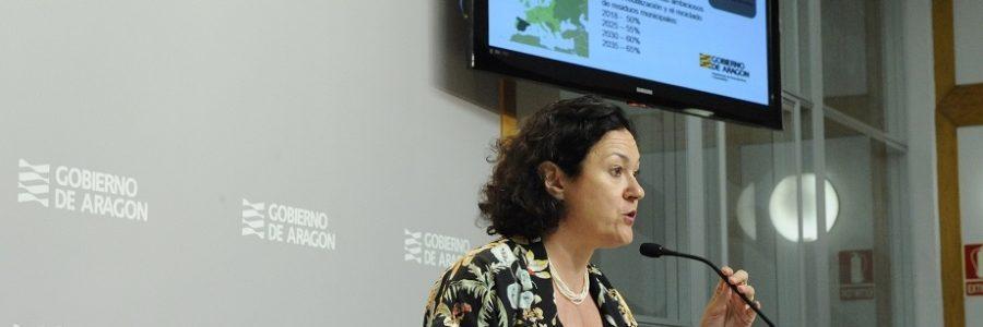 Aragón invertirá 450.000 euros para fomentar la economía circular en Teruel