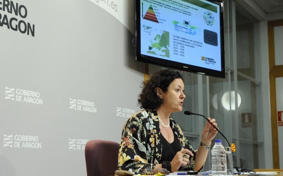 Aragón invertirá en economía circular en Teruel