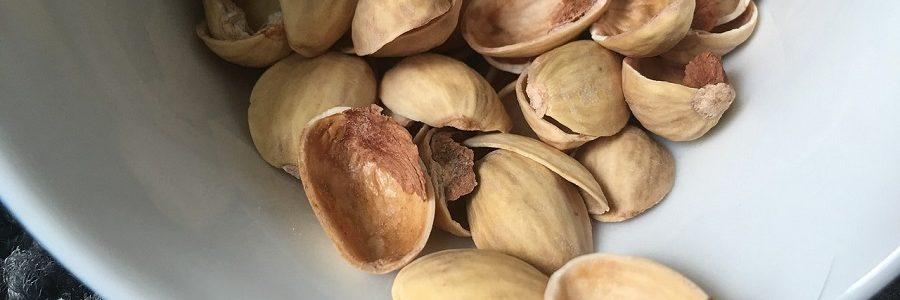 Cáscaras de pistacho para depurar aguas residuales