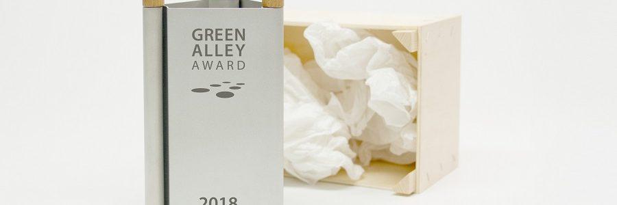 El premio Green Alley a proyectos de economía circular ya tiene finalistas
