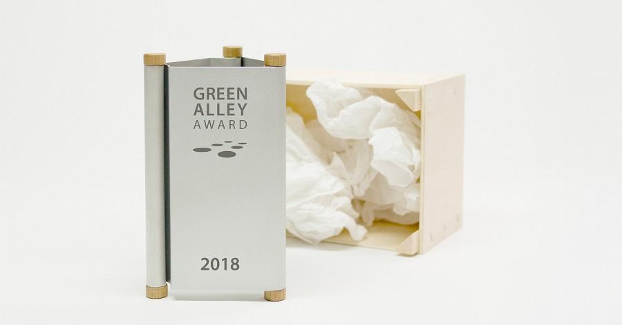 Los Green Alley Awards premian proyectos de economía circular