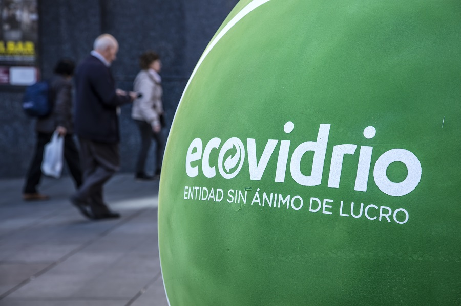 Ecovidrio ha presentado su memoria anual 2017