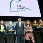 Ecovidrio convoca la XIX edición de sus Premios Periodísticos