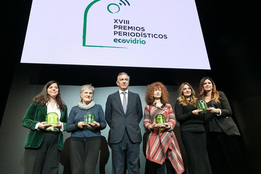 Ecovidrio convoca de nuevo sus premios periodísticos