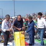 La Vuelta Ciclista a España 2018 se compromete con el reciclaje de  lámparas de la mano de AMBILAMP