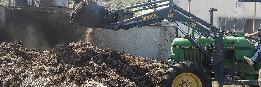 Programa piloto de compostaje de residuos vegetales en Vinaròs (Castellón)
