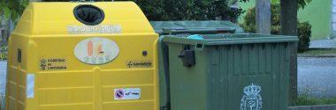 España, entre los rezagados de Europa en gestión de residuos urbanos