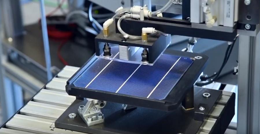 Los paneles fotovoltaicos desarrollados en el proyecto Eco-Solar son totalmente reciclables