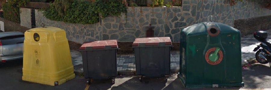 Gran Canaria recicló un tercio de sus residuos urbanos en 2017