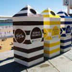 Aumenta un 6,6% la recogida selectiva de residuos urbanos en Gijón