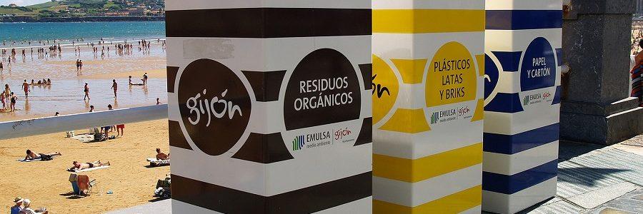 Urbanos Gijón Selectiva En Aumenta Recogida De La Residuos MqSpGUzV