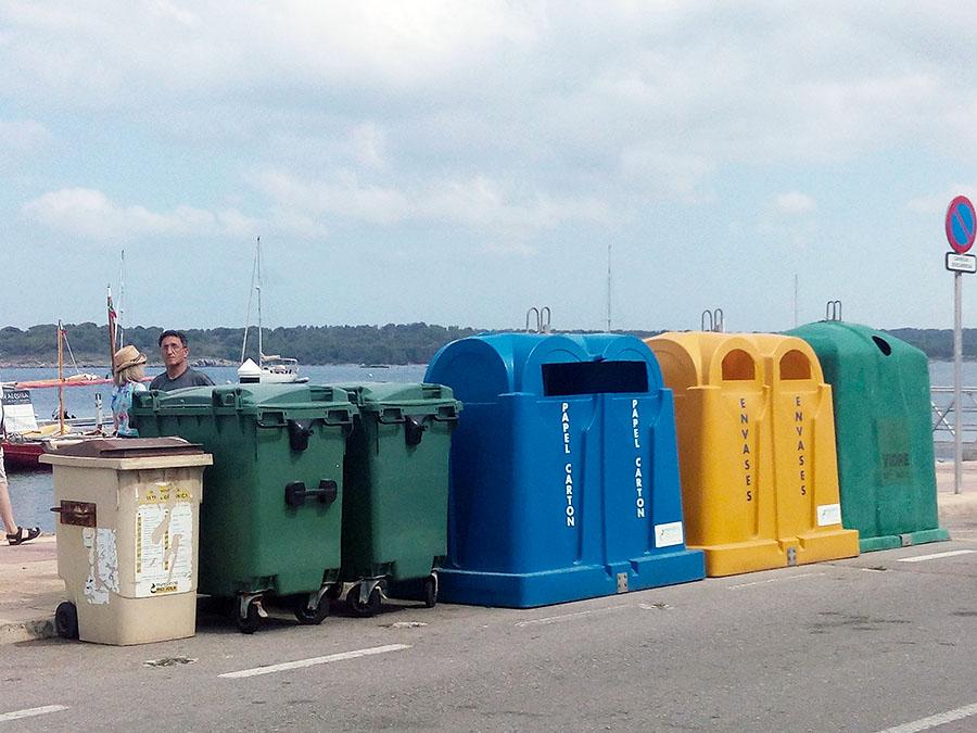 Aprobación inicial del Plan Director de Residuos de Mallorca