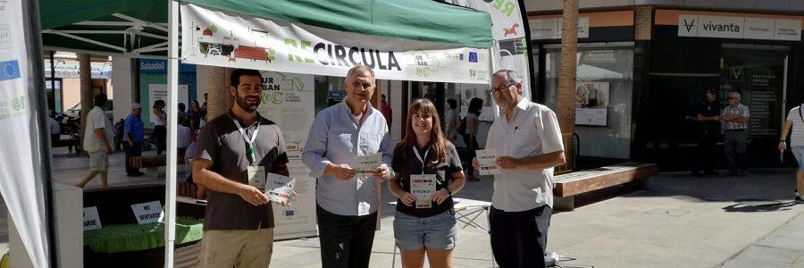 Llíria acoge una campaña para la reutilización de muebles y enseres en el marco del proyecto Urbanrec