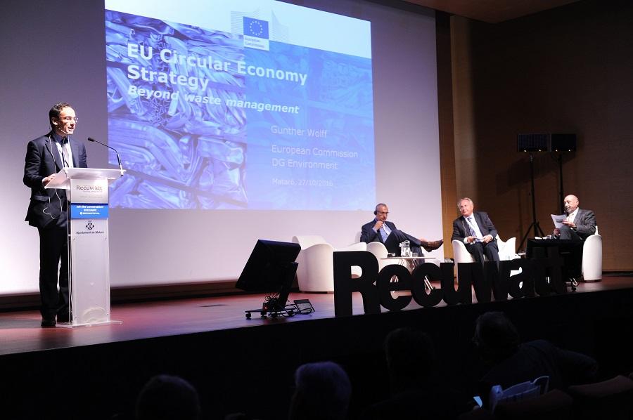 innovación y economía de recursos centrarán Recuwaste 2018