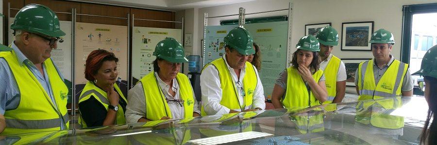 Sogama acoge la reunión del proyecto europeo Res2ValHum sobre compostaje de residuos