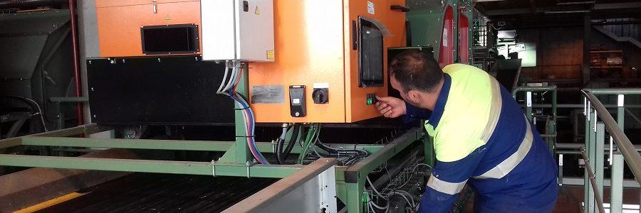 La planta que gestiona los residuos de envases de Madrid se automatiza con tecnología TOMRA