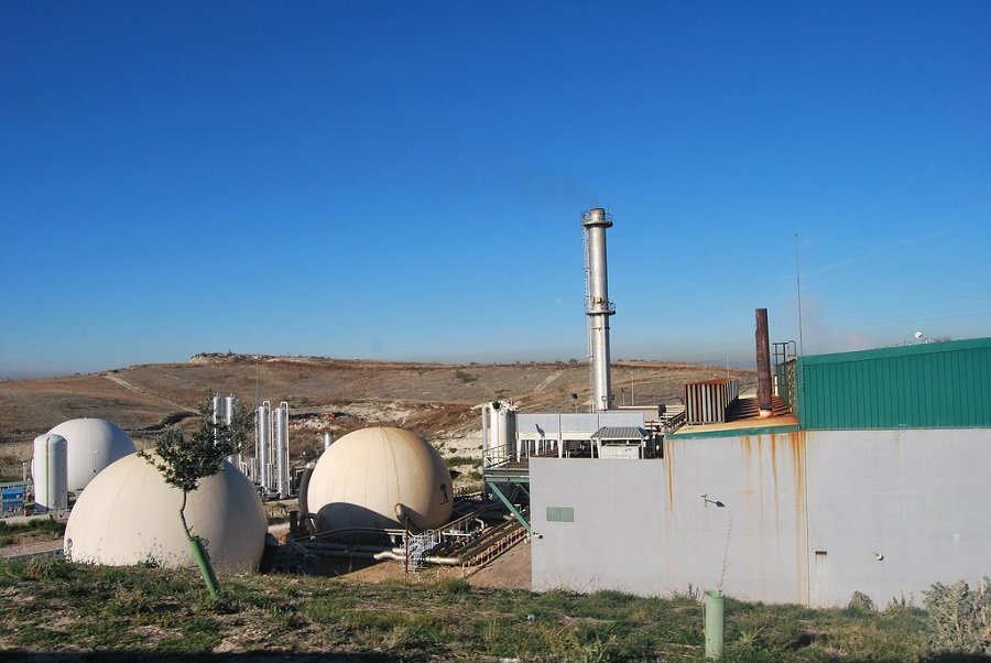 Frente común de cuatro municipios de Madrid contra las emisiones del sector residuos