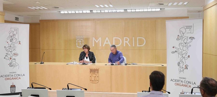 Se amplía la recogida de materia orgánica a nuevos distritos de Madrid