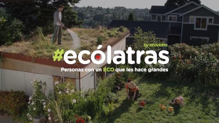 Campaña Ecólatras de Ecovidrio