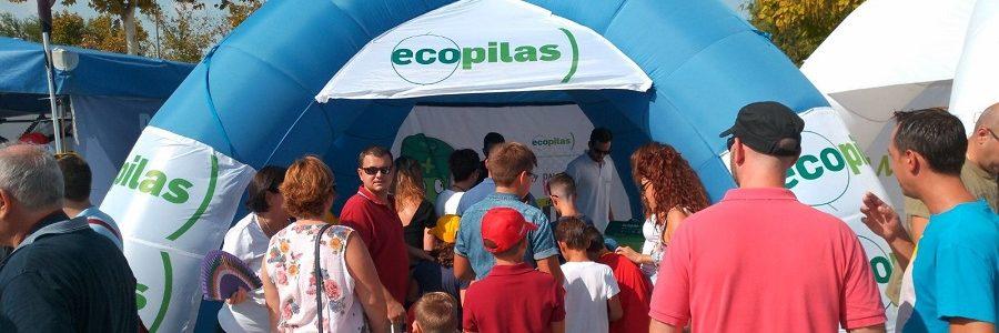 Ecopilas recuperó 1.500 kg de pilas durante La Vuelta a España