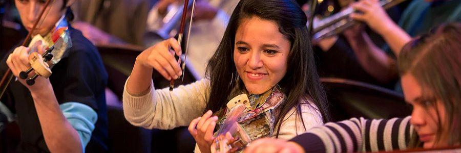 La Orquesta de Instrumentos Reciclados de Cateura dará la bienvenida al Año Nuevo con su tradicional concierto solidario