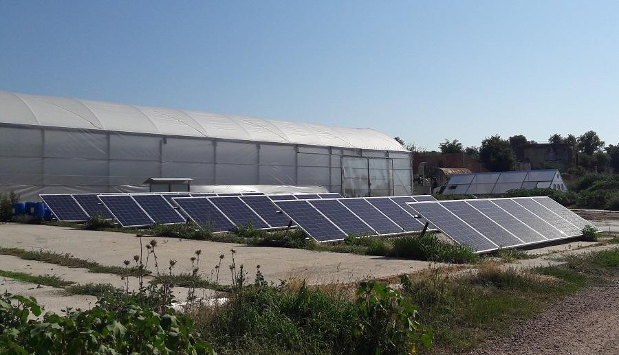 El proyecto SOLARPUR utiliza energía solar para tratar purines