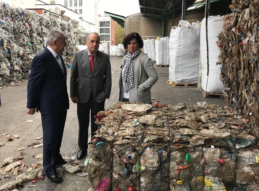El gobierno vasco pide a las empresas que aprovechen la economía circular