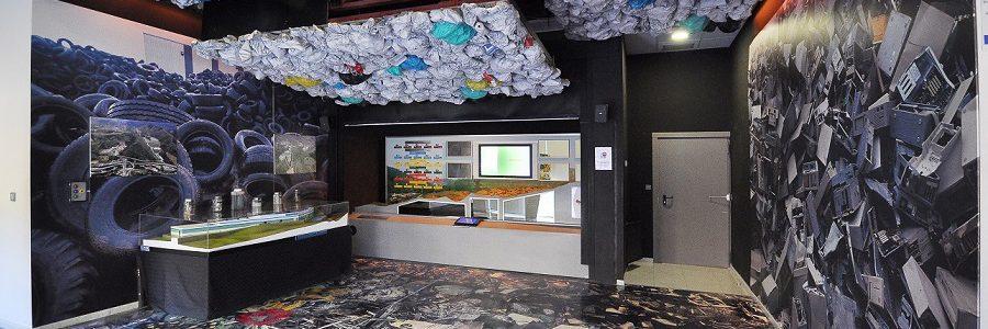 Indumetal renueva su convenio con el aula de educación ambiental de Artigas (Bilbao)