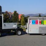 Bilbao pone en marcha los puntos limpios móviles para facilitar el reciclaje doméstico