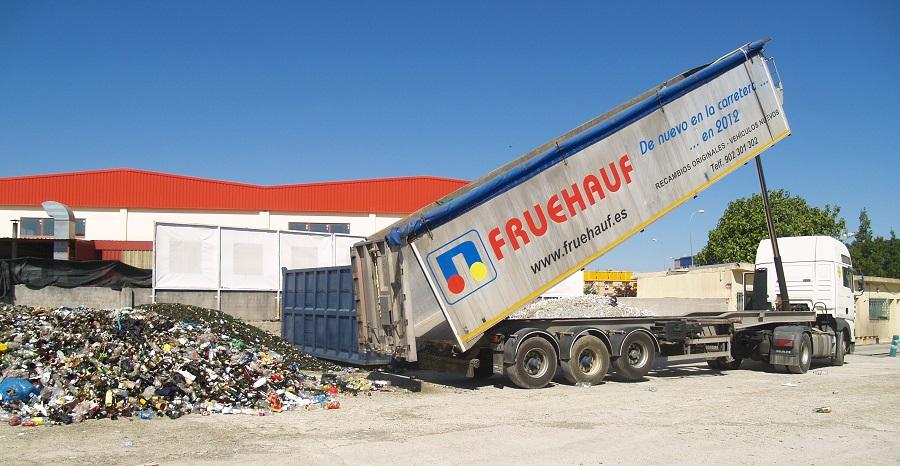 A consulta pública la modificación del RD de traslados de residuos