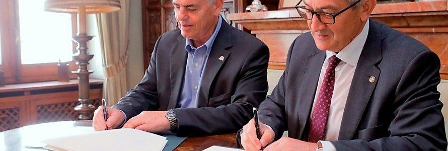 La Universidad de Oviedo crea la Cátedra Cogersa de Economía Circular