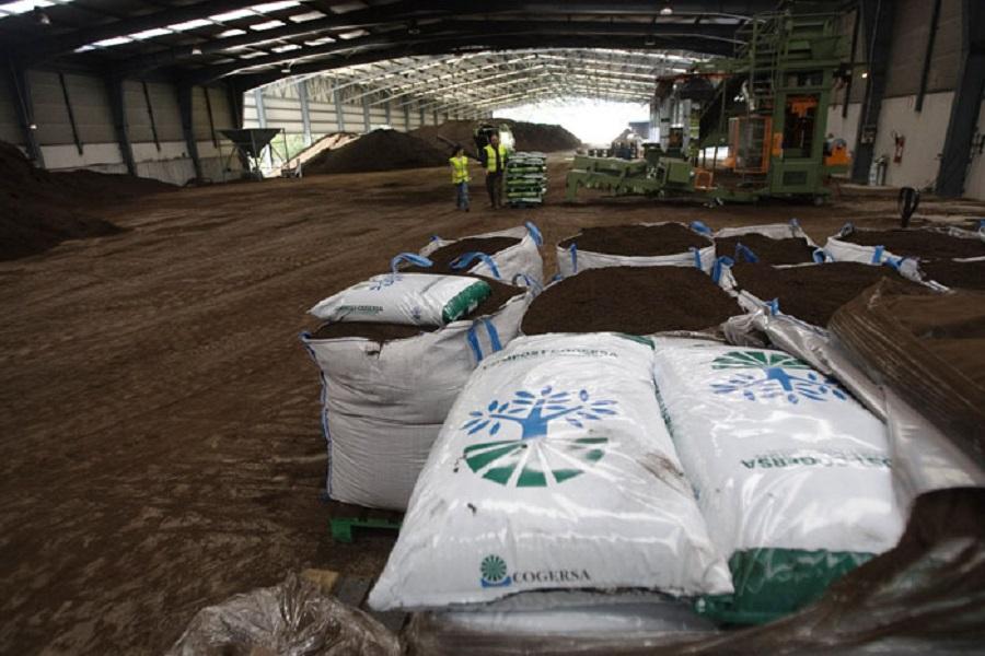 Licitados los equipos industriales de la planta de compostaje de lodos de Asturias