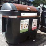 La Xunta facilitará contenedores para la recogida selectiva de biorresiduos a los ayuntamientos gallegos