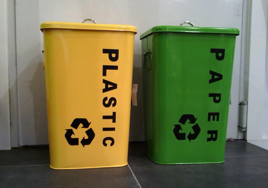 Encuesta de OCU sobre reciclaje y residuos plásticos